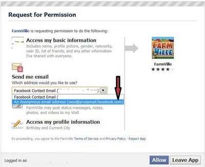Hide your Email Address from Facebook Apps | Scenario-Solution
